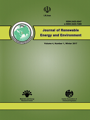 Journal of Renewable Energy and Environment